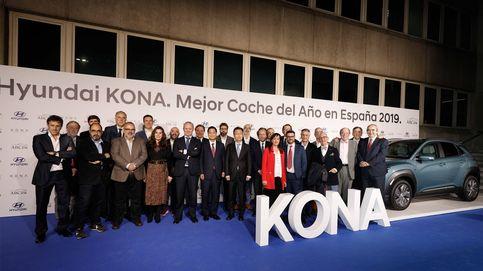 """Hyundai KONA recibe el Premio de """"Mejor Coche del Año ABC 2019"""""""