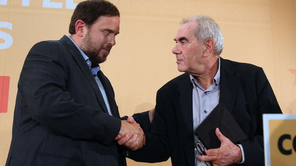 Ernest Maragall será presidente del Parlament para bloquear a Puigdemont