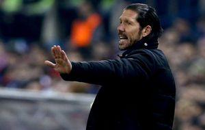 Cuidado con Simeone, el fútbol español y el Atlético le necesitan