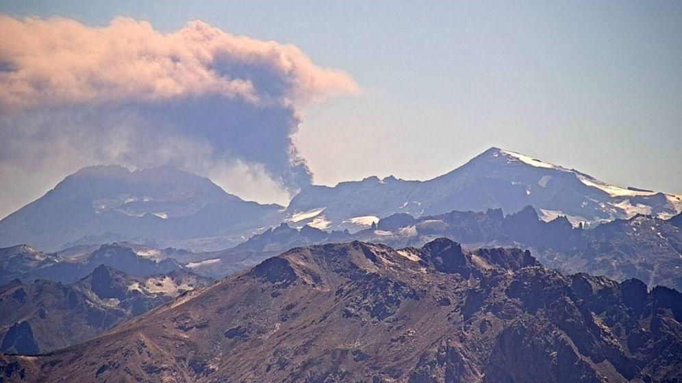 Foto: Una sucesión de erupciones volcánicas sería la causante del enfriamiento de la Tierra hace 13.000 años