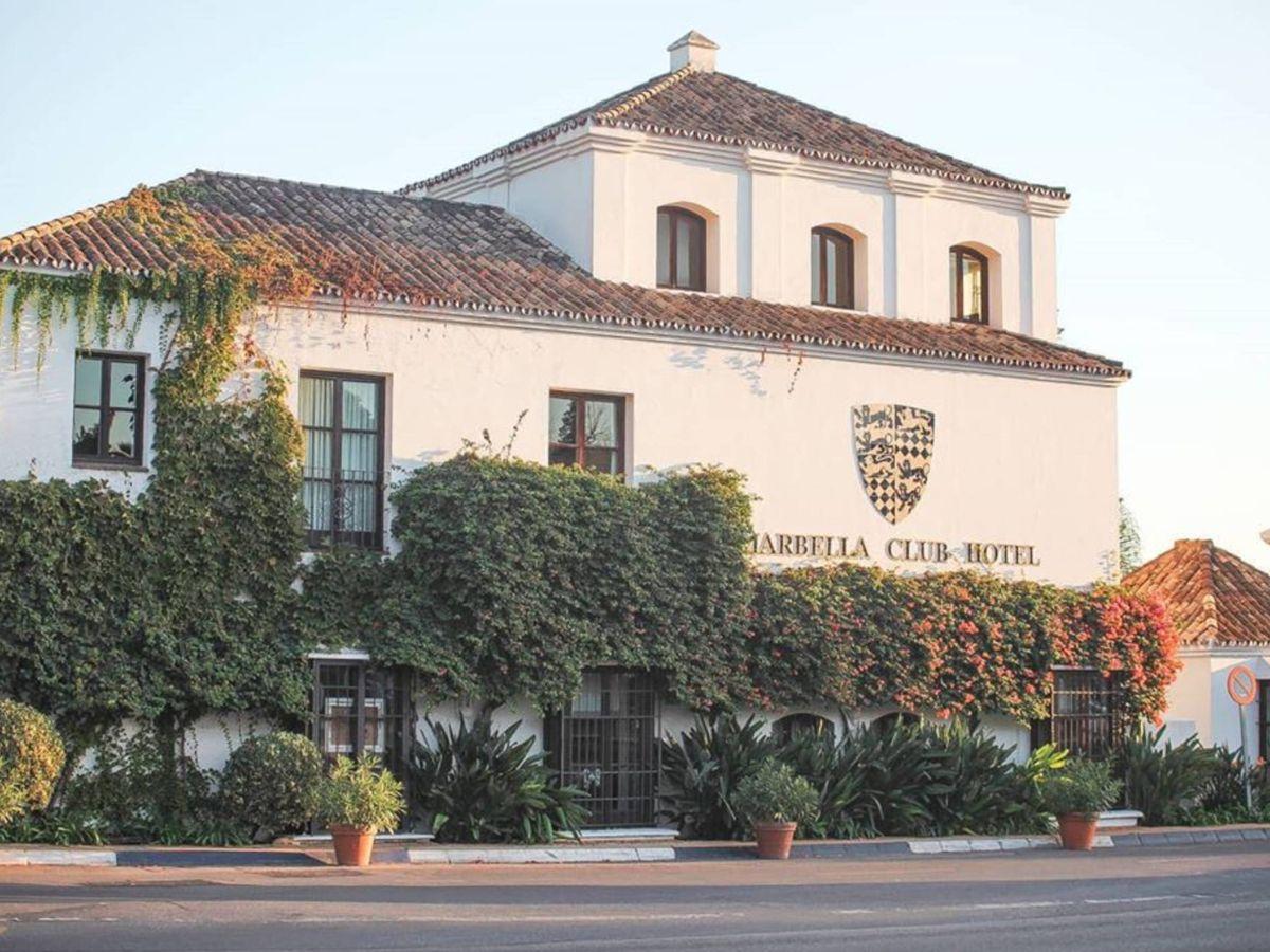 Foto: El Marbella Club hotel, responsable del esplendor de la zona. (Instagram @marbellaclubh)