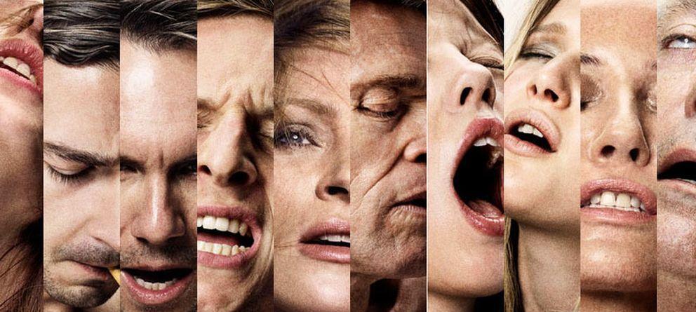 Foto: Cartel promocional de 'Nymphomaniac' de Lars Von Trier.