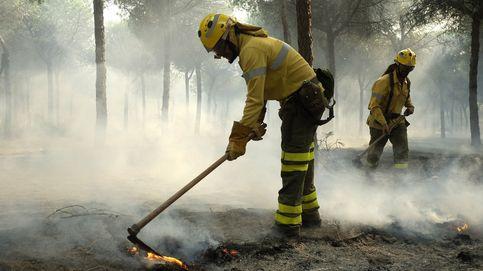 Los vídeos del incendio de Doñana: así se ve el fuego que está quemando Huelva