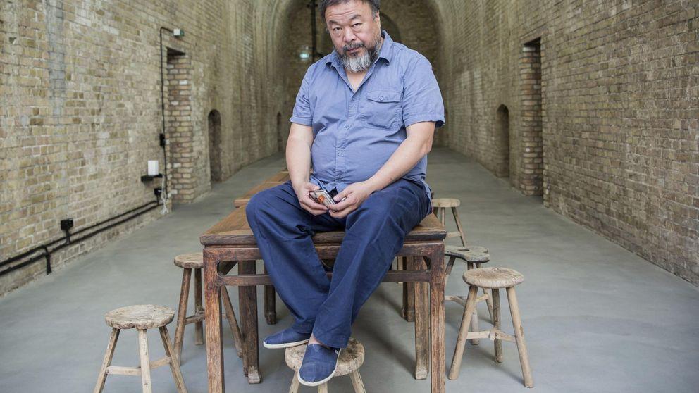 Ai WeiWei: Yo quiero volver a China, pero no sé qué ocurrirá cuando lo haga