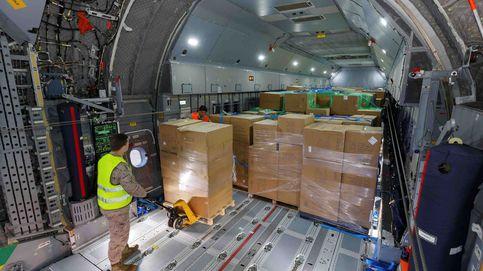 Test fallidos y aviones fantasma: España se pierde en el bazar chino de material sanitario