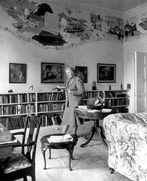 La casa de Agatha Christie reabre sus puertas