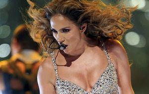 Foto: Varios rostros famosos acuden al concierto de JLo en Madrid