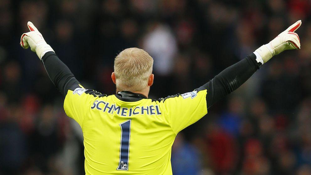 La gesta del Leicester le saca la espina al 'otro' Schmeichel de ser 'hijo de'