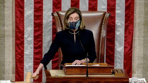 La Cámara Baja aprueba el segundo 'impeachment' contra Trump