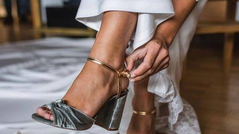 Las 3 tendencias de zapatos de novia imprescindibles para este 2021