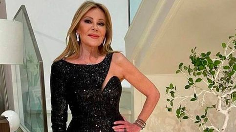 El nuevo estilo de Ana Obregón: glamurosa y hollywoodiense