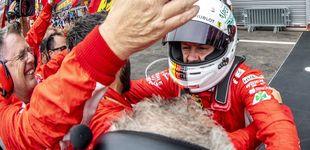 Post de La paliza a Mercedes en Spa: Por qué Vettel carga con el cielo y el infierno de Ferrari