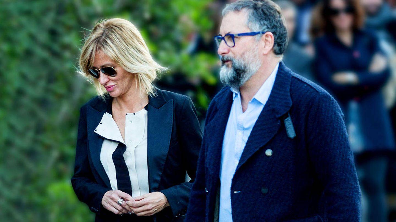 Susanna Griso y Carles Torras. (Cordon Press)