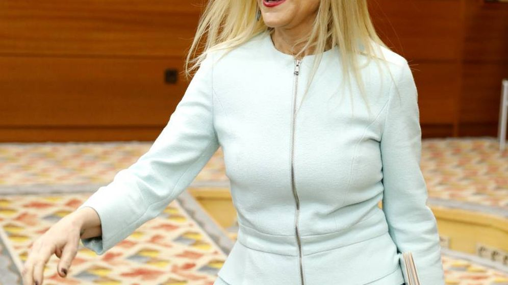Foto: Cristina Cifuentes. (Cordon Press)