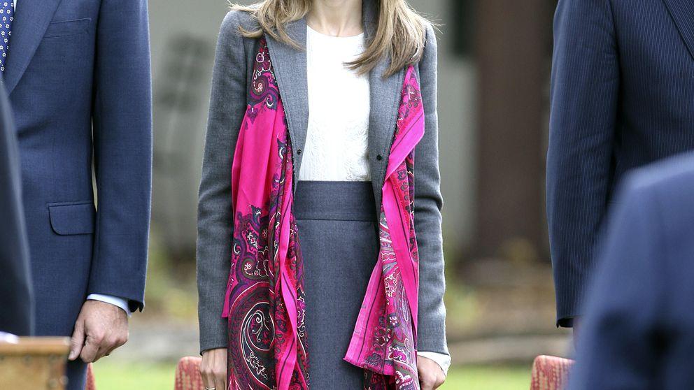 Los mejores y peores estilismos de Letizia en sus visitas a Estados Unidos