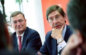 Bankia vuelve a pagar el plan de pensiones y el bonus a su plantilla