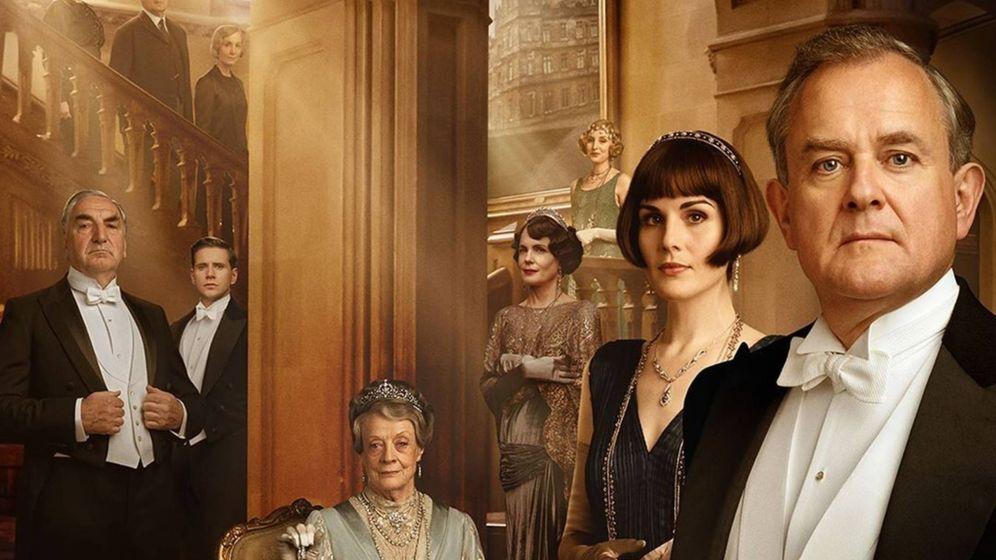 Foto: La aristocrática familia vuelve a conquistar nuestro corazón, y nuestro armario. (Instagram @downtonabbeyofficial)