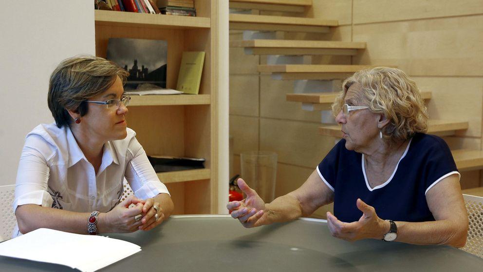 La división entre Podemos y Ganemos abre la puerta del ayuntamiento al PSOE