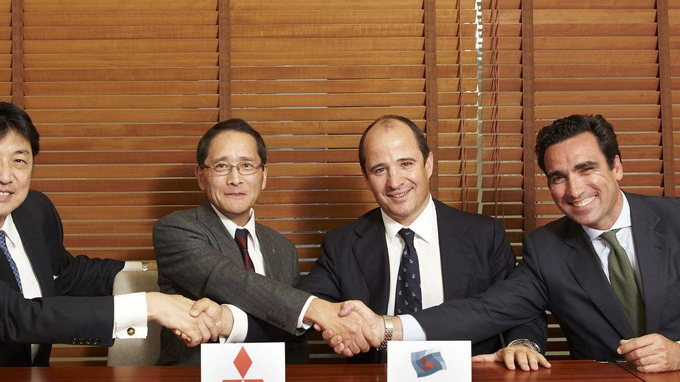 Bergé se hace con el control de Mitsubishi España