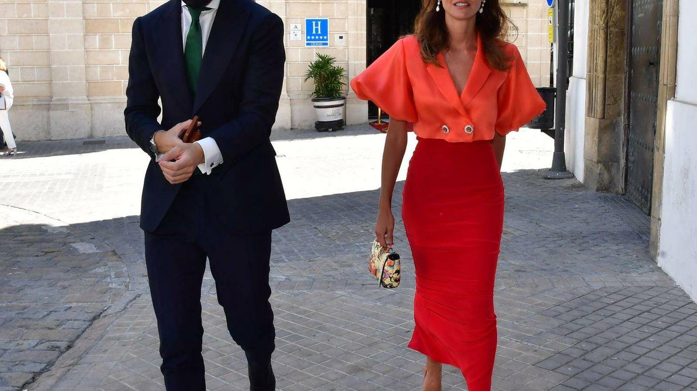 Rosauro Varo y Amaia Salamanca. (Gtres)