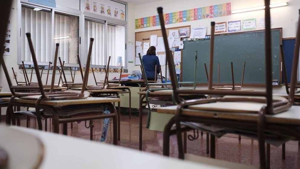 Más de media España no está en condiciones de poder reabrir con seguridad los colegios