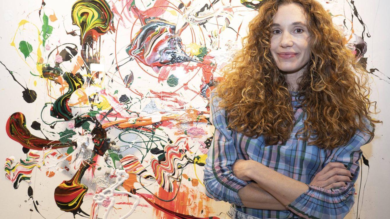 Así son los cuadros de 18.000 euros que Blanca Cuesta presenta en su exposición