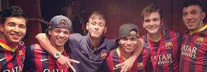 Los problemas de Neymar para encontrar casa en Barcelona