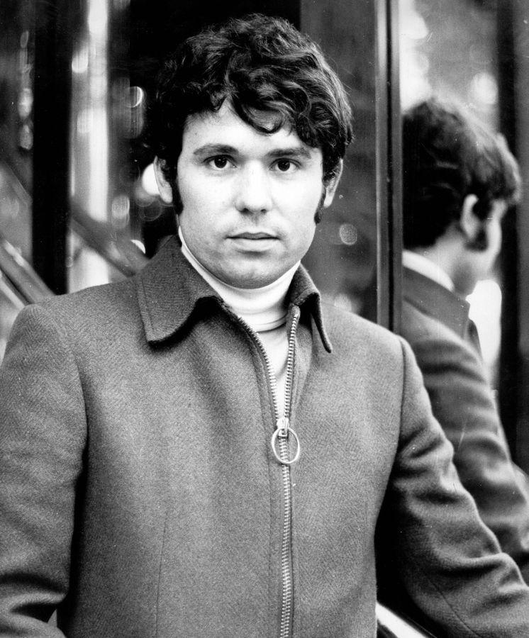 Foto: El artista en un posado realizado en los años 70. (Gtres)