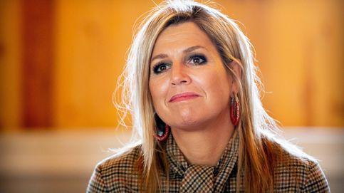 La foto inédita de Máxima de Holanda y su blusa de Zara que nos enamora