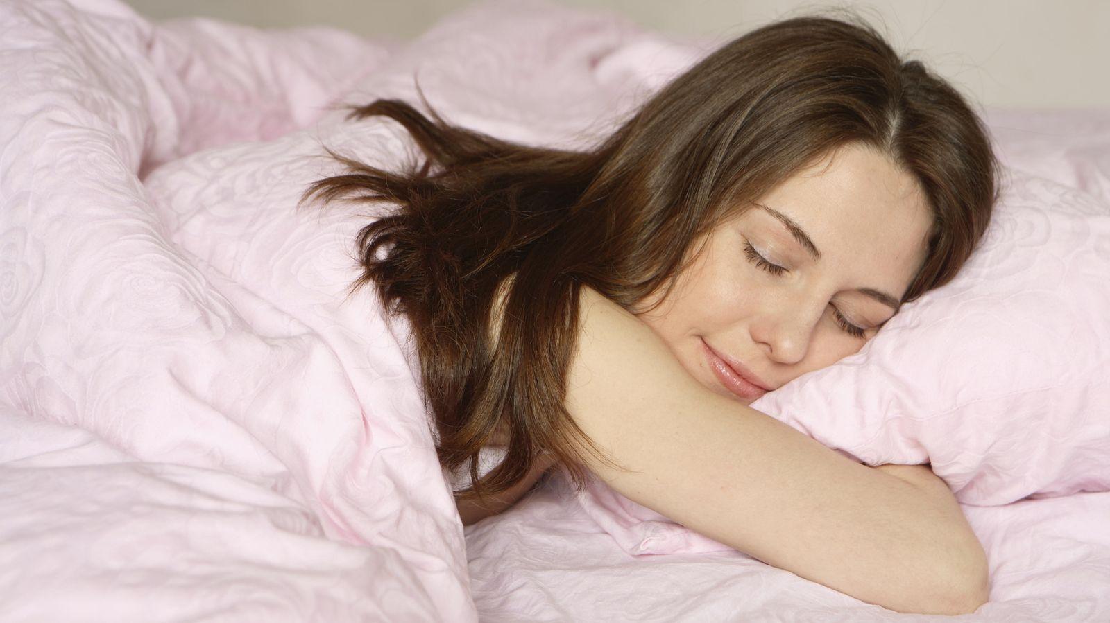 Dormir bien: Los tres trucos más eficaces para dormir plácida y rápidamente