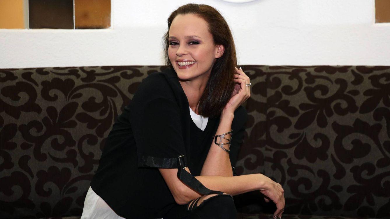 Shaila Dúrcal y su mano vendada causan preocupación entre sus seguidores