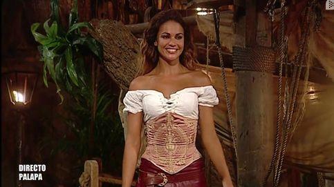 Los detalles del vestido de Lara Álvarez en la final de 'Supervivientes'