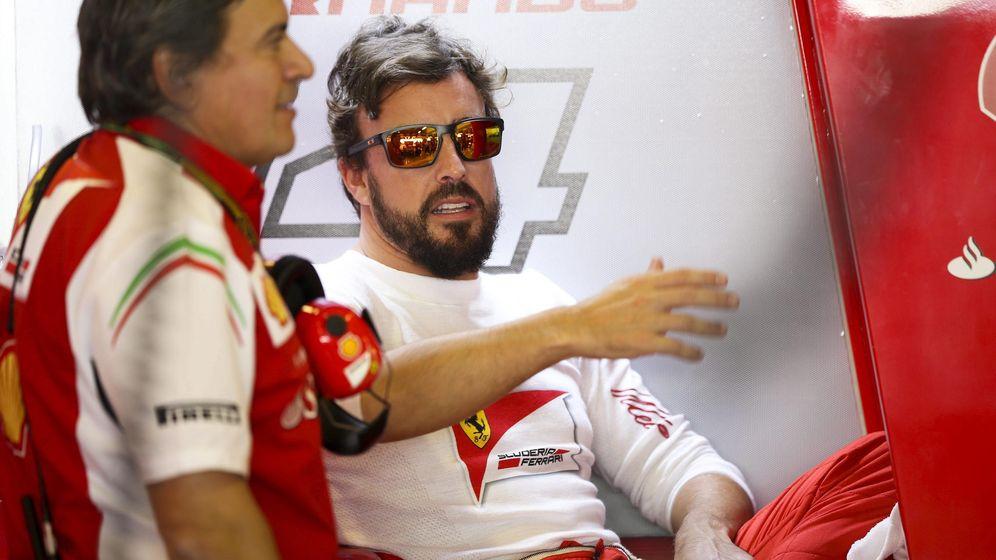 Foto: La cúpula de Ferrari descartó la pasada semana que Alonso y Verstappen cuenten con opciones para fichar por Ferrari en 2021. (EFE)