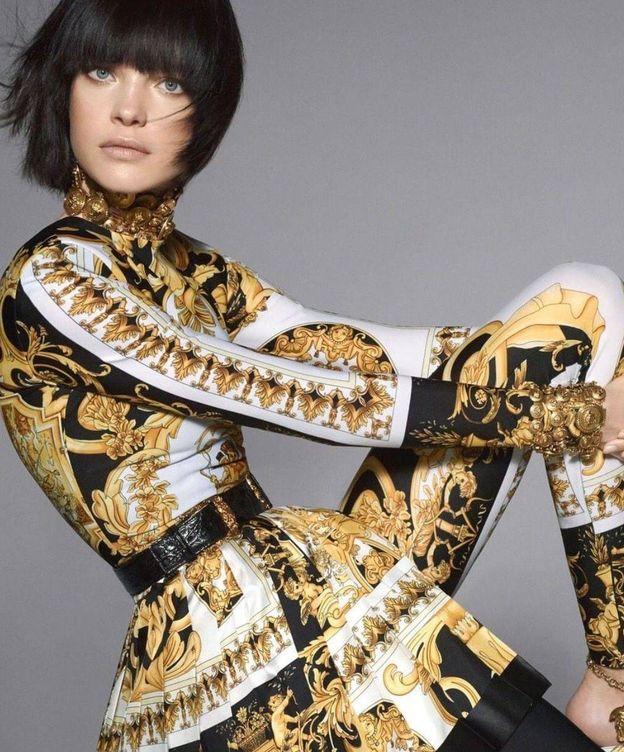 Foto: Versace. (Steven Meisel)