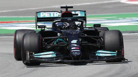 Hamilton firma una pole centenaria: Sainz y Alonso, entre los diez primeros en España