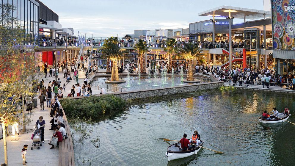Los centros comerciales sortean la crisis: la inversión crece un 150%