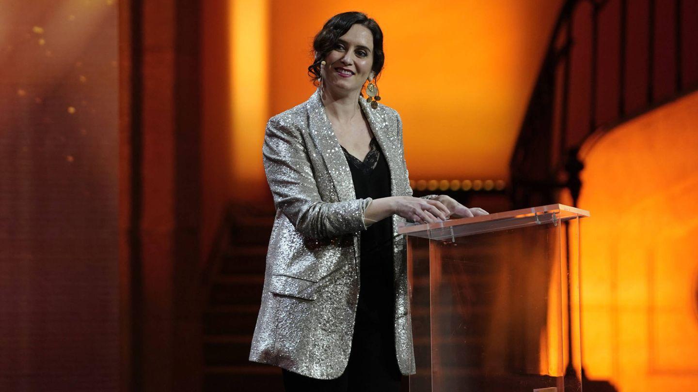 Isabel Díaz Ayuso. (Cordon Press)