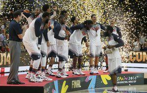El Mundial de baloncesto en imágenes