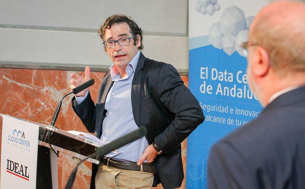 Foto: Ignacio Pérez-Dolset, creador de Pyro Studios y responsable de U-Tad