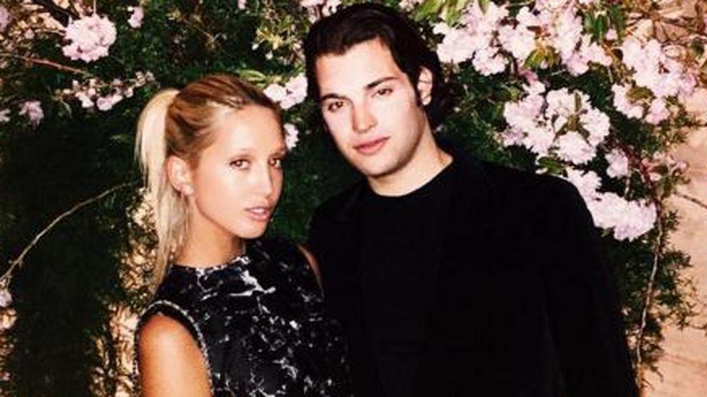 María Olympia de Grecia sale con el hijo de la modelo Stephanie Seymour