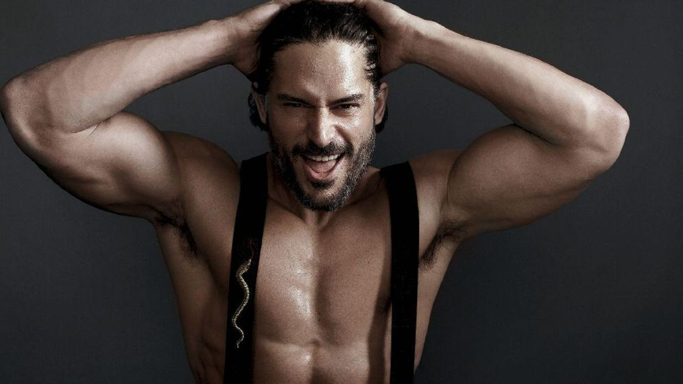 Foto: Joe Manganiello en una imagen promocional de 'Magic Mike'.