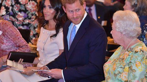 La drástica decisión de la reina Isabel II respecto a Harry y Meghan
