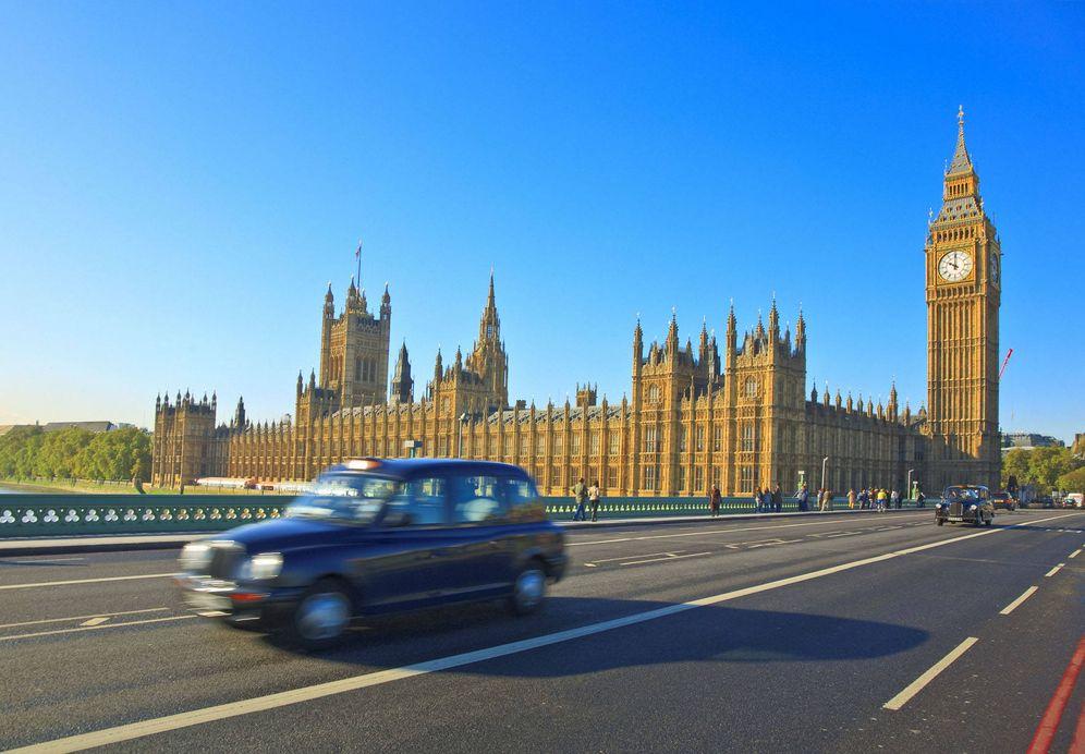 Foto: La estampa más famosa de Londres: el Parlamento con el Big Ben como vigía. (Foto: Visit London)