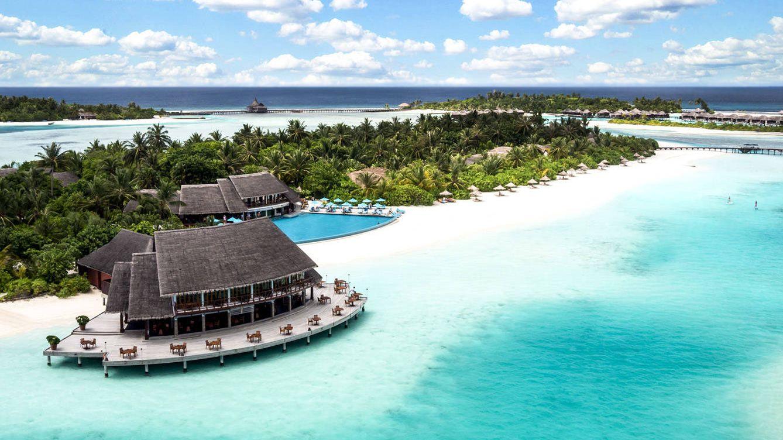 Viajes los cinco resorts m s espectaculares de las for El mejor hotel de maldivas