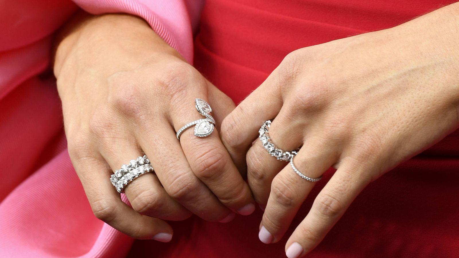 Foto: La manicura se convierte en la clave de un buen estilismo. (Getty)