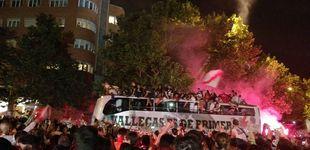 Post de El Rayo Vallecano asciende a Primera: así han sido sus siete ascensos