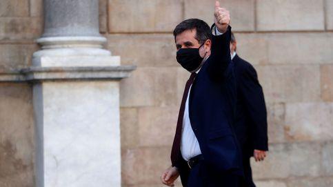 Sànchez sale vivo de la refriega en JxCAT y espera el indulto para ganar más poder