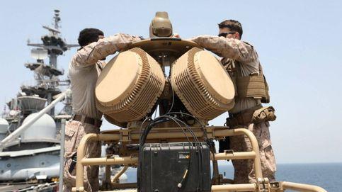 Este es el sistema con el que EEUU abatió al dron iraní: un 'cóctel' de interferencias