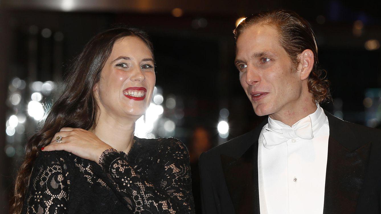 Foto: Andrea Casiraghi y Tatiana Santo Domingo, en una imagen de archivo (Gtres)