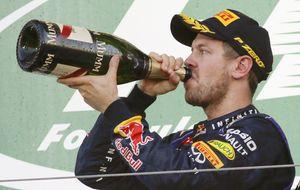 Vettel gana el GP de Japón pero Alonso, cuarto, aplaza el alirón